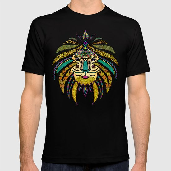 Emperor Tribal Lion T-shirt