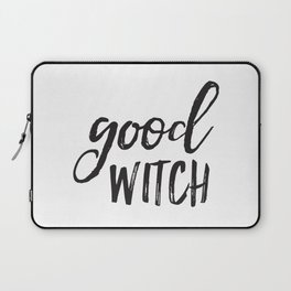 Good Witch Laptop Sleeve