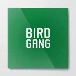 Bird gang Metal Print