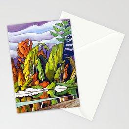 AJ's Little Island by Amanda Martinson Stationery Cards