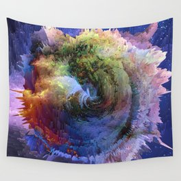 Khaos(Butterfly Effect) Wall Tapestry