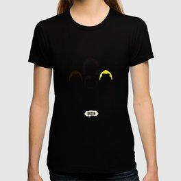 Queen minimalist art T-shirt