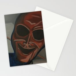 Wicked Smile Stationery Cards