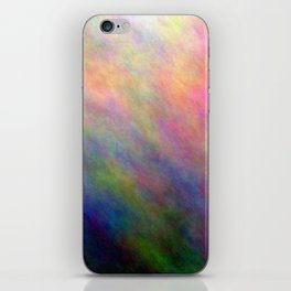 Cautious Optimism • Grayscale iPhone Skin