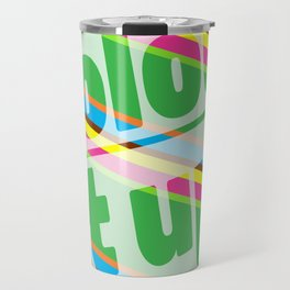 Colour it up! Travel Mug