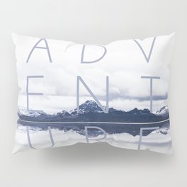 Go on an Adventure! Pillow Sham