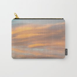 Pastel Skies Carry-All Pouch