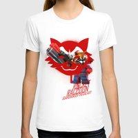 rocket raccoon T-shirts featuring Rocket Raccoon by Markusian