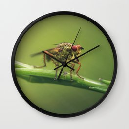 The monsters are others Wall Clock