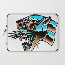 Chrome panther Laptop Sleeve