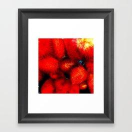 Fuzzy Wuzzy Framed Art Print