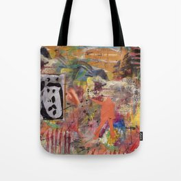 On 50 Brain Cells Tote Bag