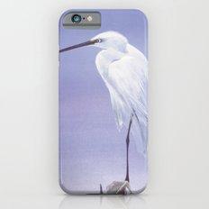 Purple Crane iPhone 6s Slim Case