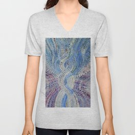 Ethereal Frequencies Unisex V-Neck