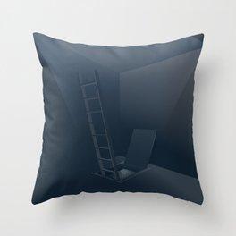 Escape the room Throw Pillow