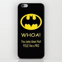 Whoa! iPhone Skin