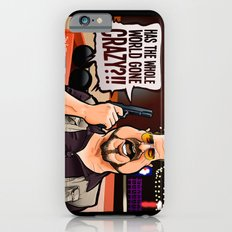 Over the Line! Slim Case iPhone 6s