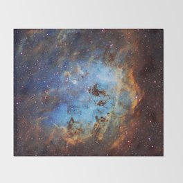 The Tapdole Nebula Throw Blanket