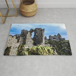 Travel to Ireland: Dunluce Castle Rug