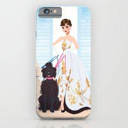 Sabrina - Audrey Hepburn iPhone Case