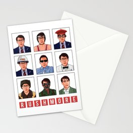 Rushmore Max Fischer Stationery Cards