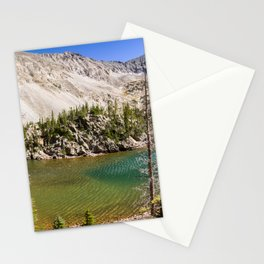 Colorado Pictures - Lake Agnes Stationery Cards