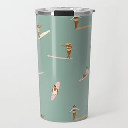 Surf sistas Travel Mug