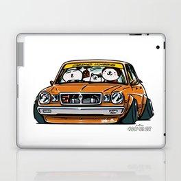 Crazy Car Art 0146 Laptop & iPad Skin