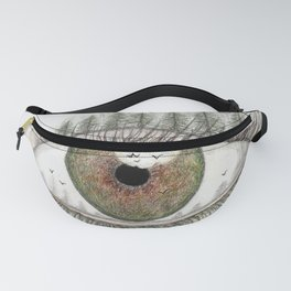 Tree Eye Fanny Pack
