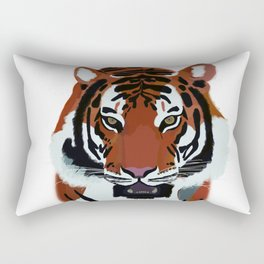 Panthera tigris Rectangular Pillow