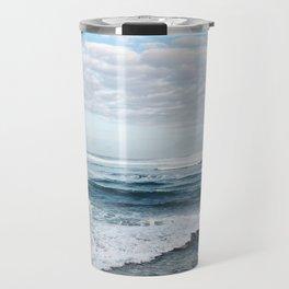 Sky meets Sea  Travel Mug