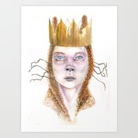 King of All the Wild Things Art Print