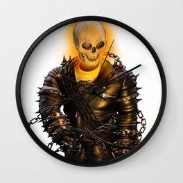 Ghost Rider Wall Clock