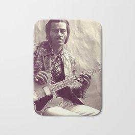 Chuck Berry, Music Legend Bath Mat