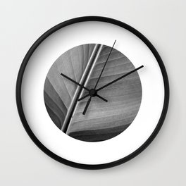 nature structure II Wall Clock