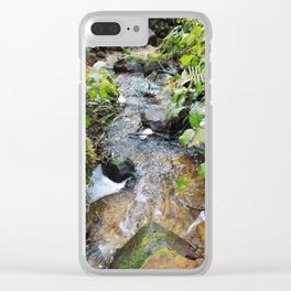 Forest Adventures Pt.3 Clear iPhone Case