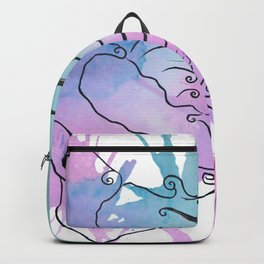 Female Pelvis Backpack