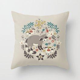 Little Rascals (Light) Throw Pillow