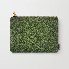 Green Bush Carry-All Pouch