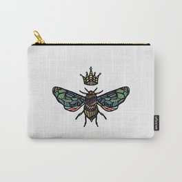The Queen Bee Carry-All Pouch