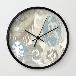 Beach Curry IV Wall Clock