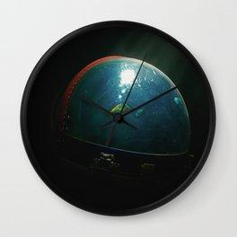Filled Wall Clock