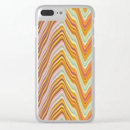 Fade A02 Clear iPhone Case