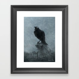 The Hallowed Framed Art Print