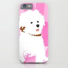 Bichon Frise Dog iPhone 6s Slim Case