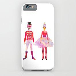 Nutcracker Ballet iPhone Case
