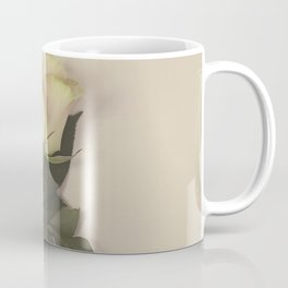 Dusky pink rose Coffee Mug