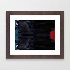 Afrofuturism Framed Art Print