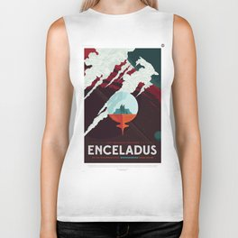Enceladus Biker Tank