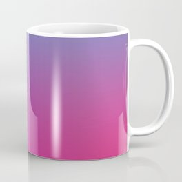 WIZARDS CURSE - Minimal Plain Soft Mood Color Blend Prints Coffee Mug